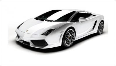 58 Plate Lamborghini LP560-4 Coupe E-Gear (2008)